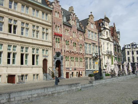 Ghent Marriott Hotel: Hotel