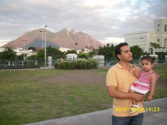 Nuevo Leon, Mexico: EL CERRO DE LA SILLA