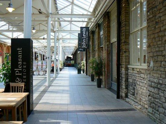 Swindon Designer Outlet: Great Western Designer Outlet