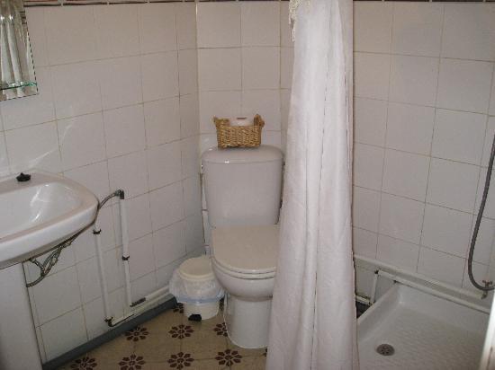 Casa Sol y Luna: bathroom