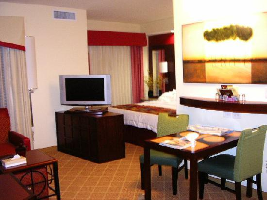 Residence Inn Prescott: Bedroom area
