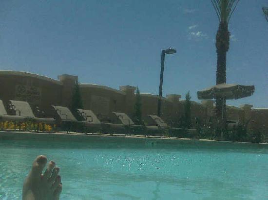 Hilton Phoenix Chandler: Poolside