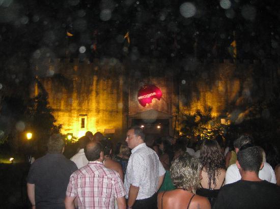 Imagine Punta Cana Disco : outside