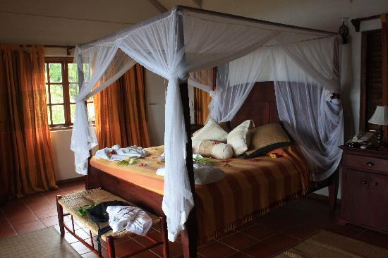 Anse Cochon, St. Lucia: Our room