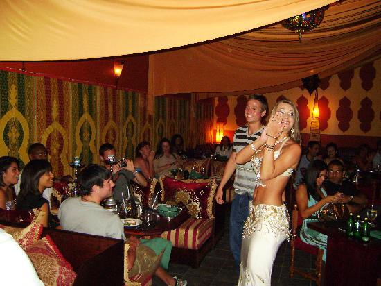 Falafel Moroccan Restaurant: Great Fun