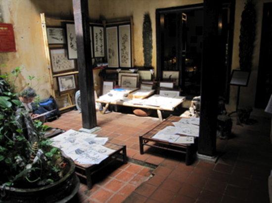 Casa Antigua: エントランスのロビー