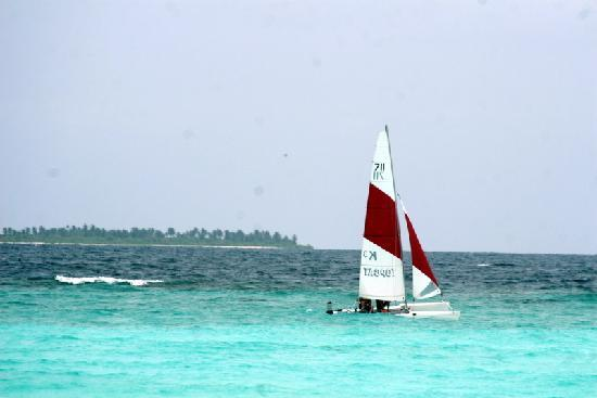 The Sun Siyam Iru Fushi Maldives: Water sport