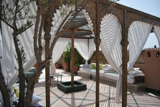 Les Jardins de la Medina: Un coin de détente de rêve