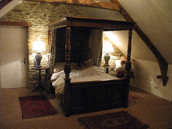 Manoir de la Riviere : room 3