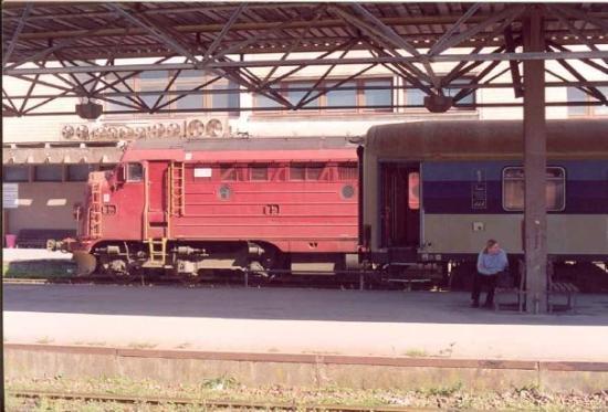 Pristina, โคโซโว: Freedom of Movement Train Kosovo