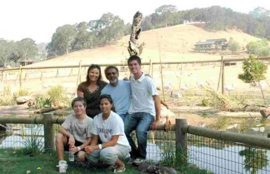 ซานตาโรซา, แคลิฟอร์เนีย: Lis, Gam, Beau  Brooks & Nat 7-2008