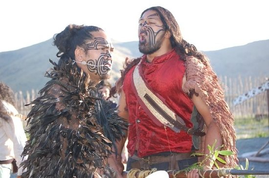 Ferrymead Heritage Park: Māori Experience, Tamaki Village, Ferrymead