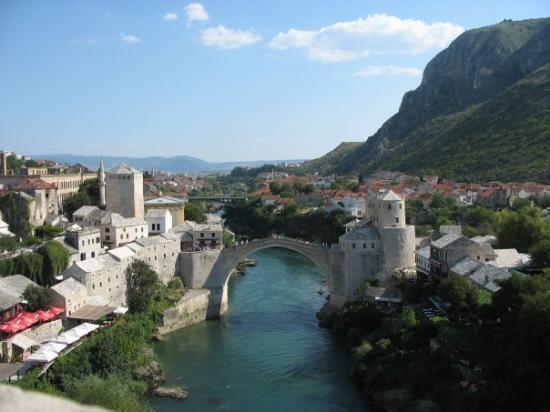 Old Bridge (Stari Most): MOST: zubia