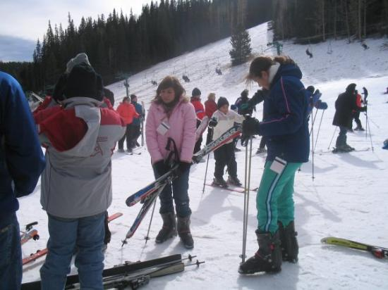 Ski Apache: Ruidoso