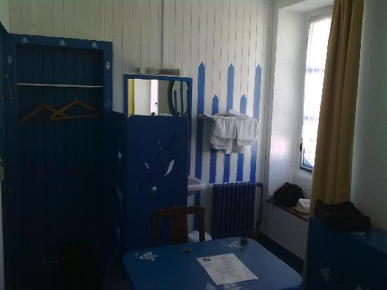 Auberge du Pecheur : Notre chambre