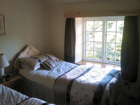 Chycara House: Twin room
