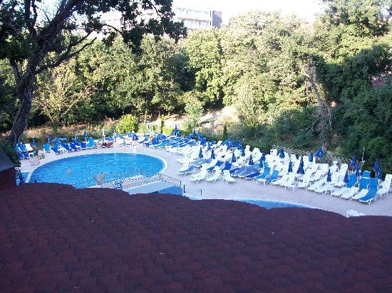 Kristal Hotel: piscine