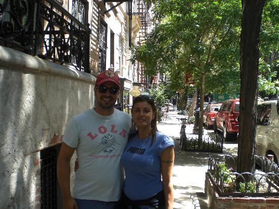 Real New York Tours: Zach e Alessandra