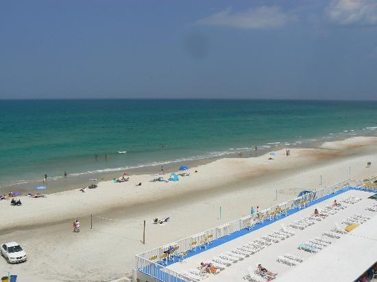 The Suites at Americano Beach: View from Room. WoW!
