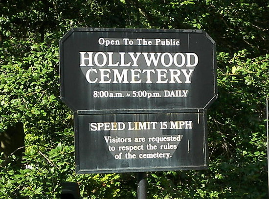Richmond, VA: Hollywood Cemetery