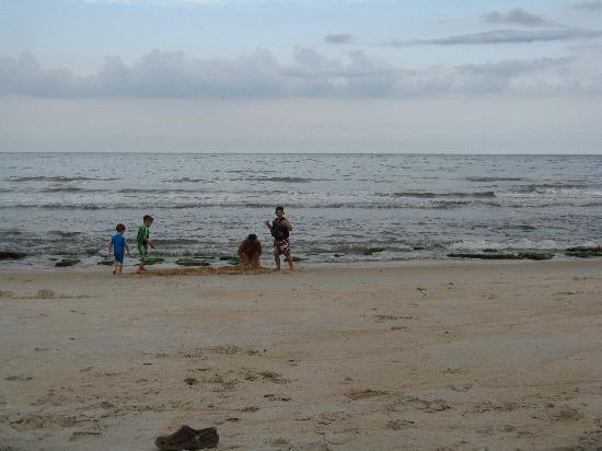 Cinnamon Beach at Ocean Hammock Beach Resort : private beach access