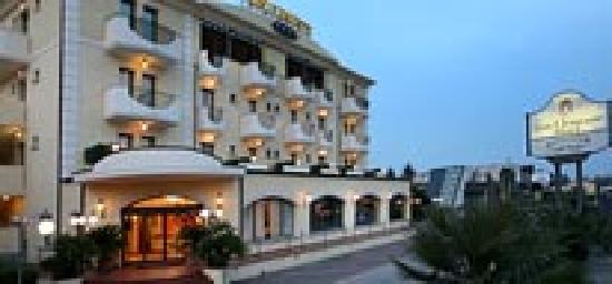 Hotel San Clemente: terrazza all'ultimo piano