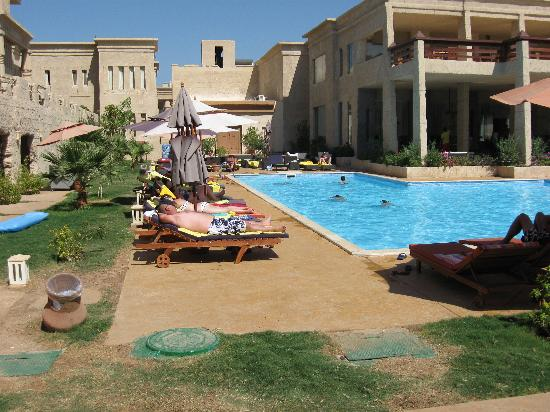 El Hayat Sharm Resort : piscina piccola
