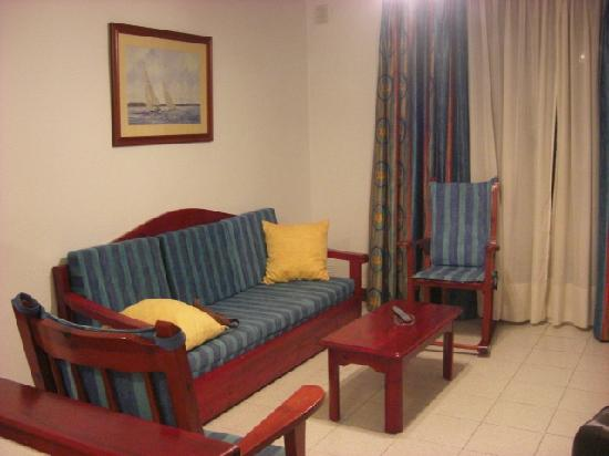 Studio Apartment Parque Santiago 3 studio room 1217 - picture of parque santiago villas, playa de las