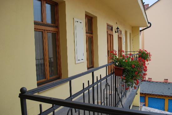 Andel Apartments Prague: Andel apartments