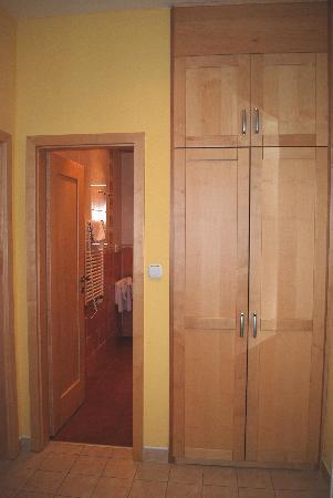 Andel Apartments Prague: entrada