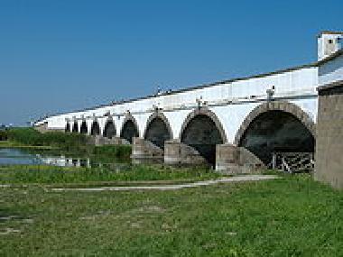 Nine-Arch bridge, Hortobágy