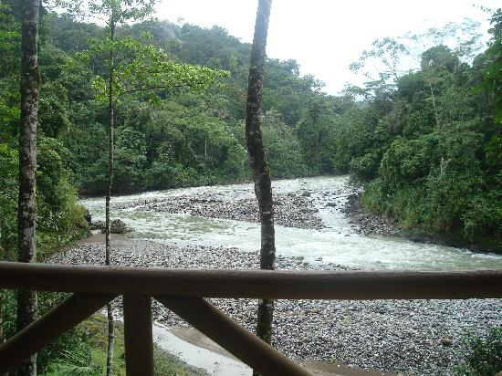 San Jose, Costa Rica: Picture of the river