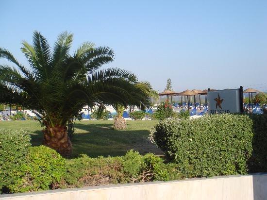 Kipriotis Panorama Hotel & Suites: MAGNIFIQUE PAYSAGE