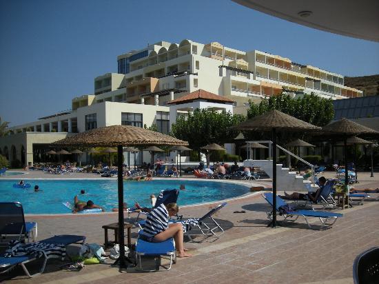 Kipriotis Panorama Hotel & Suites: Très très belle construction