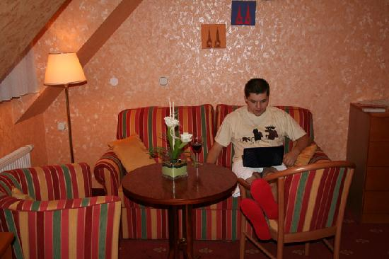 Hotel Domstern: room + wifi