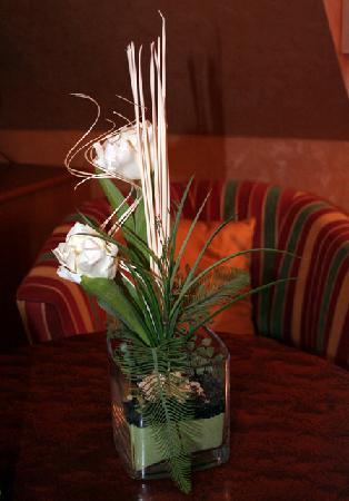 Hotel Domstern: flowers