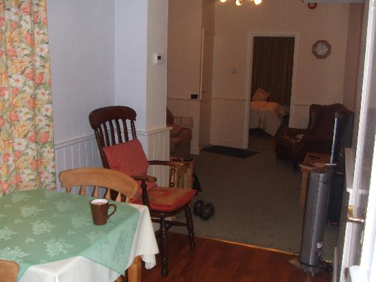 Radnor Guest House: Dining Area