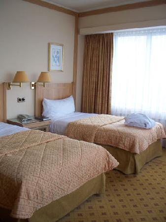 Hotel Okura Amsterdam: The room