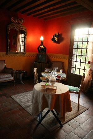 Domaine de la Petite Riviere: pour les dîners en amoureux