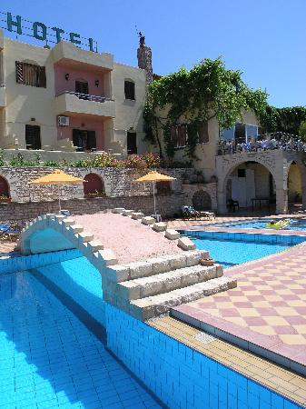 Skaleta, Grekland: oasis pool