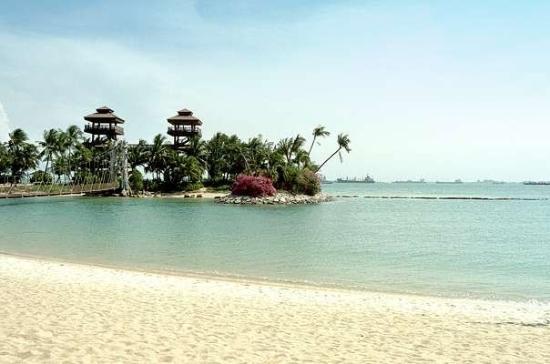 Palawan Beach: Sentosa Beach