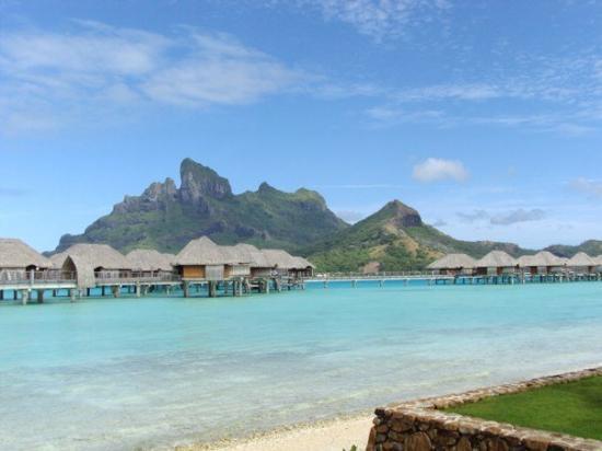 Four Seasons Resort Bora Bora: DSC01902