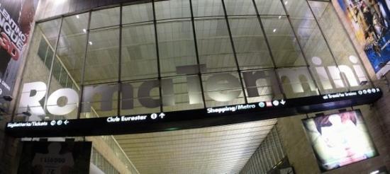 Stazione Termini: Termini