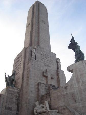 อนุสาวรีย์ธง: Monumento a la Bandera, Rosario