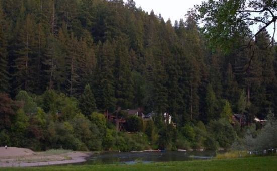 Guerneville, CA: Sonoma County, CA  2009  Photo By: Josh Law
