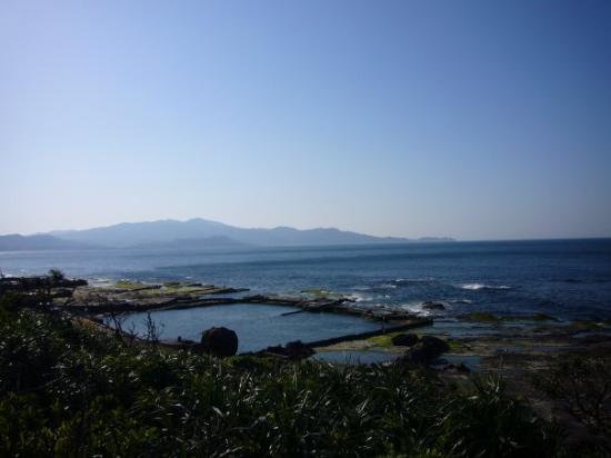 Yilan County, Taiwan: 還有人在矇蛤仔