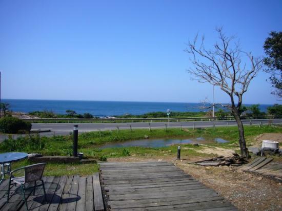 Yilan, Taiwan: 看出去心曠神怡
