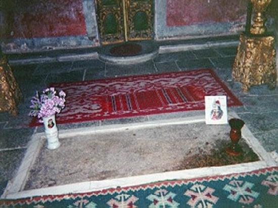Snagov, Rumania: Romania2006-Presunta tomba di Vlad Dracul