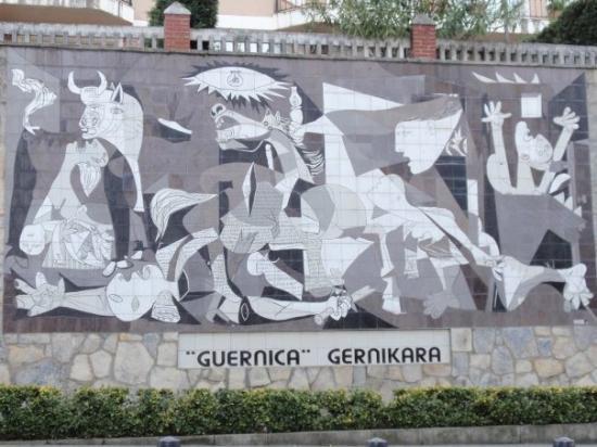 Gernika-Lumo, Spain: Gernika 21 Febrero 2009