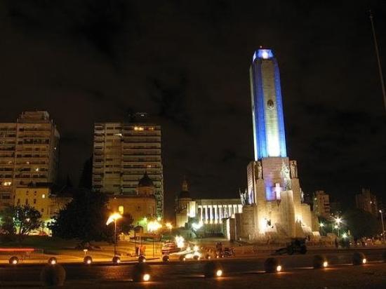 อนุสาวรีย์ธง: Monumento a la Bandera